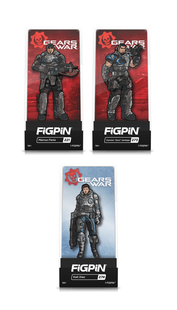 Gears of War Wave Package