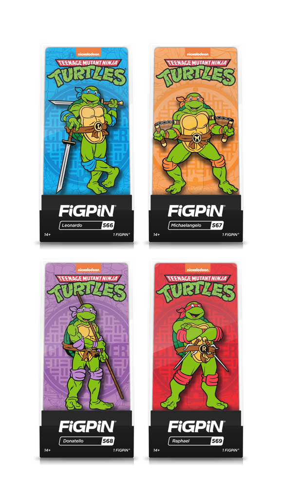 Teenage Mutant Ninja Turtle Wave Package