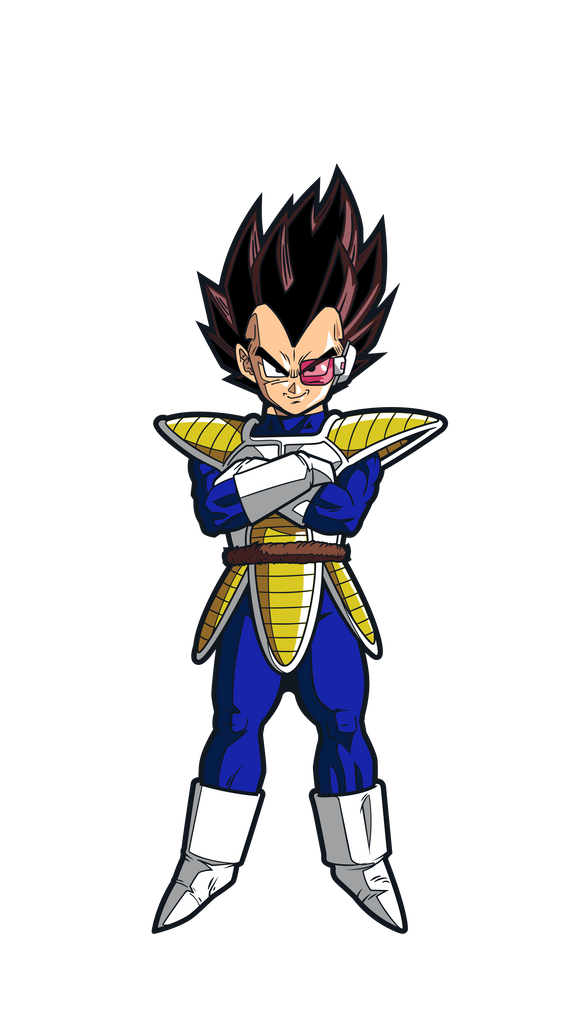 "Vegeta ""Over 9000!"" (#153)"
