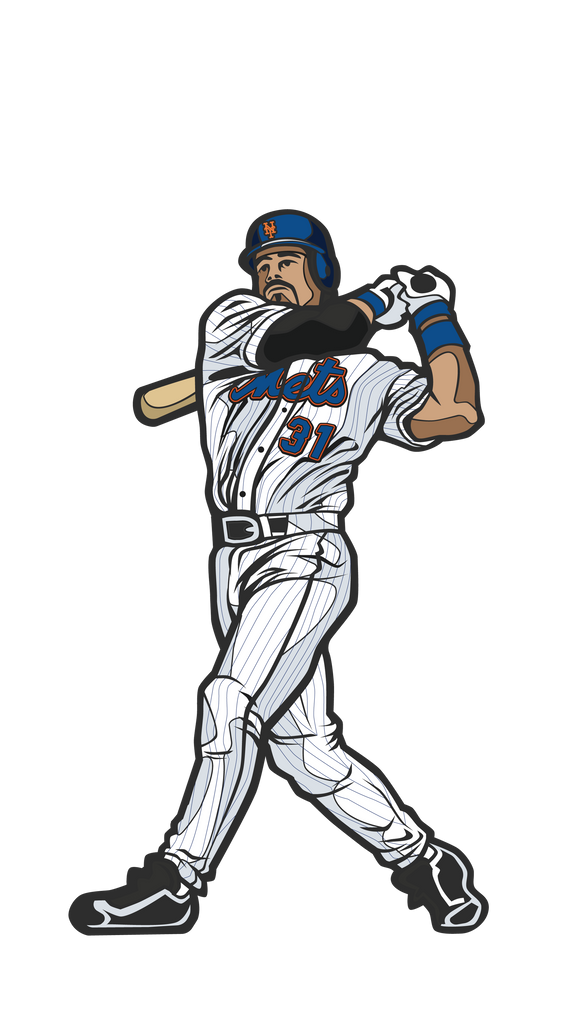 Mike Piazza (#1)
