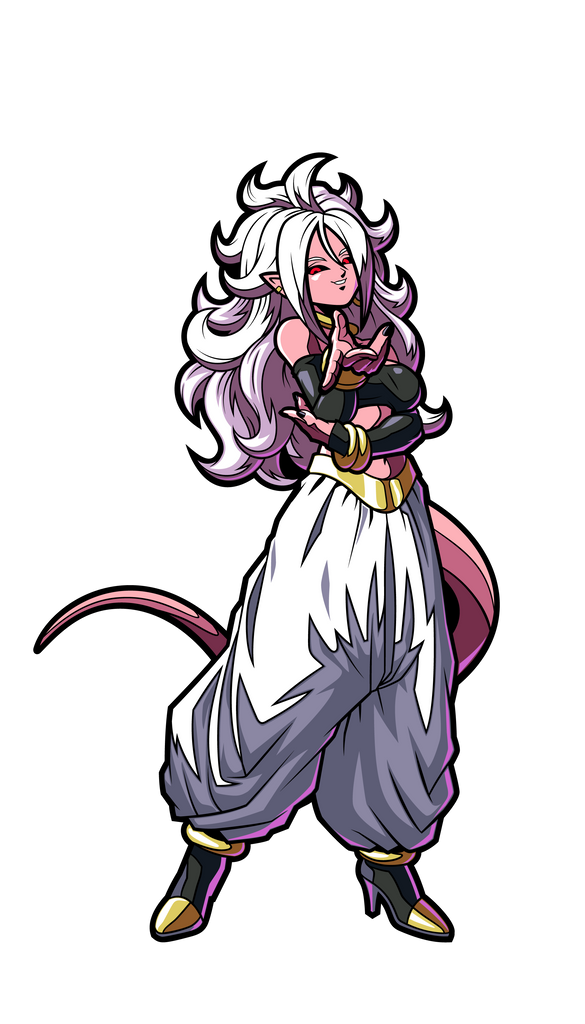 Android 21 (#208)