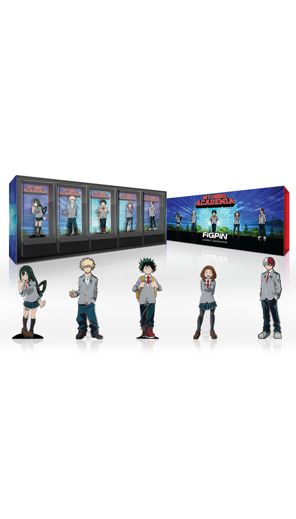 My Hero Academia Deluxe Box Set