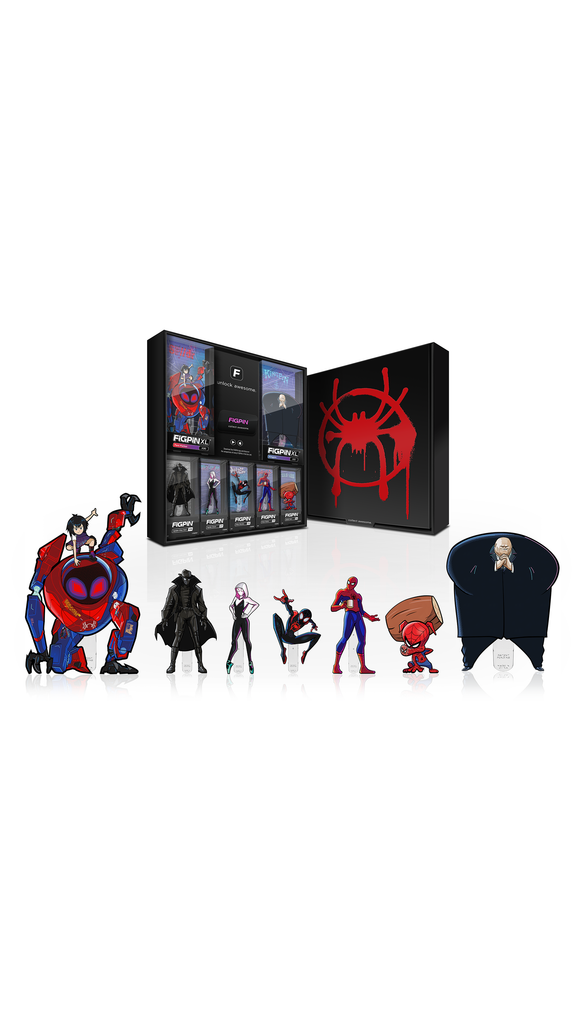 Spider-Man: Into the Spider-Verse Box Set