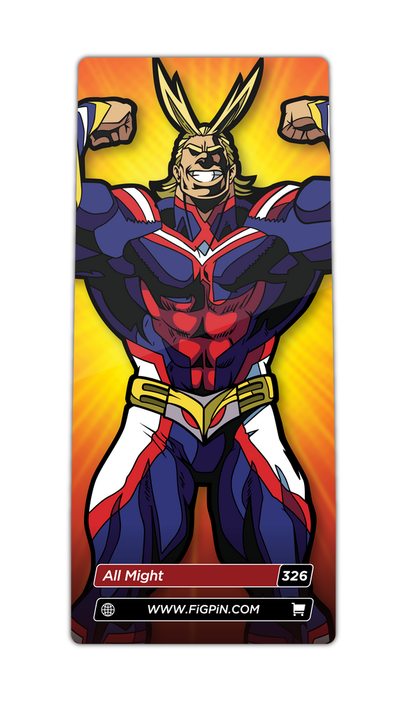All Might (#326)