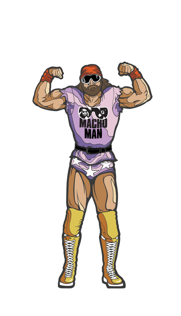 Macho Man Randy Savage (#32)