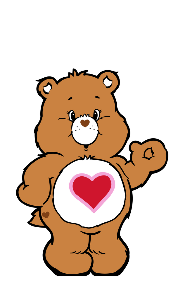 Tenderheart Bear (#355)