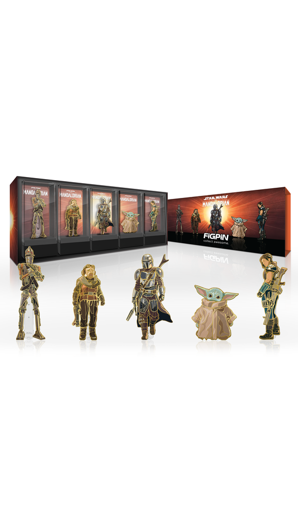 The Mandalorian Deluxe Box Set