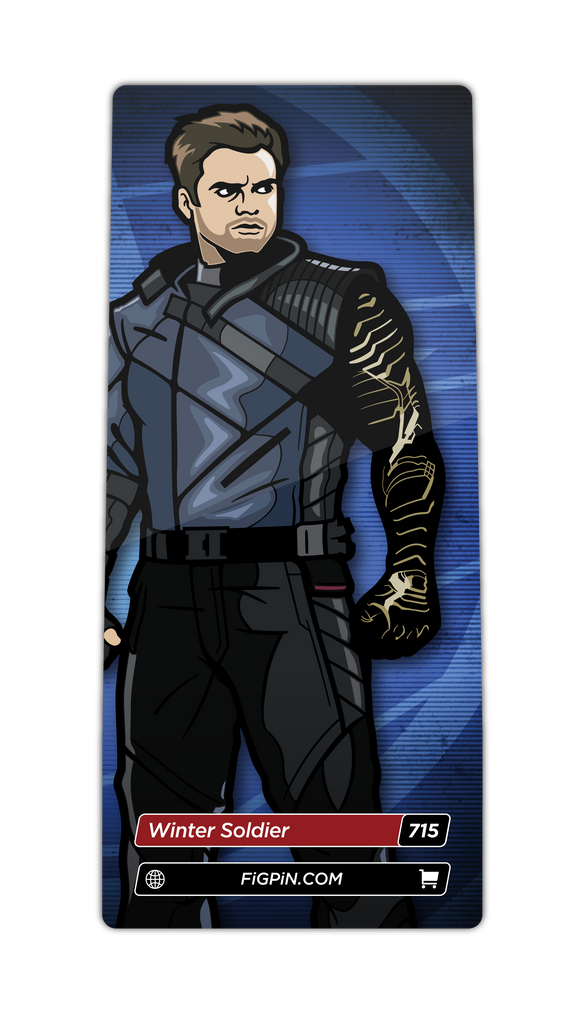 Winter Soldier (#715)