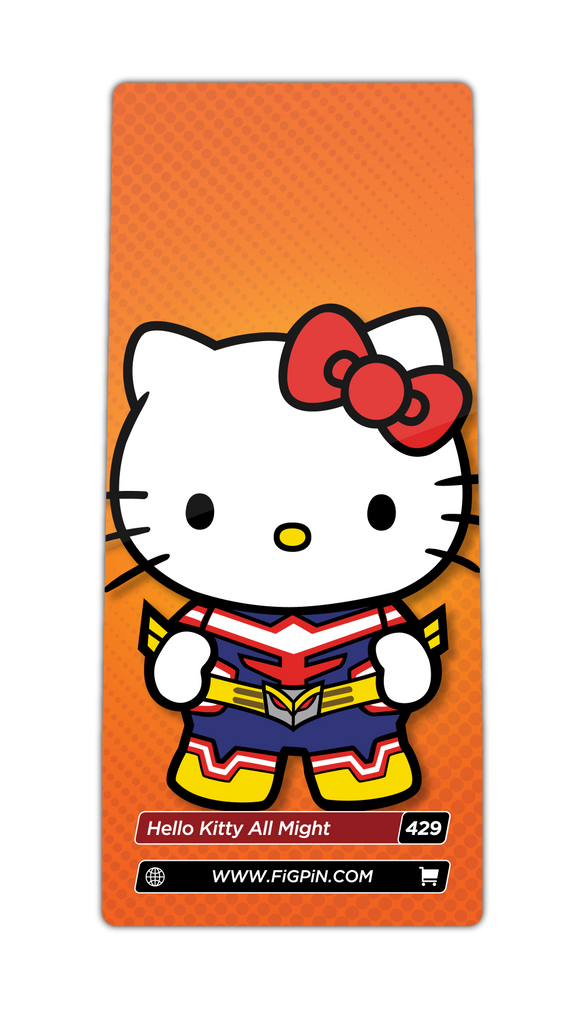 Hello Kitty All Might (#429)
