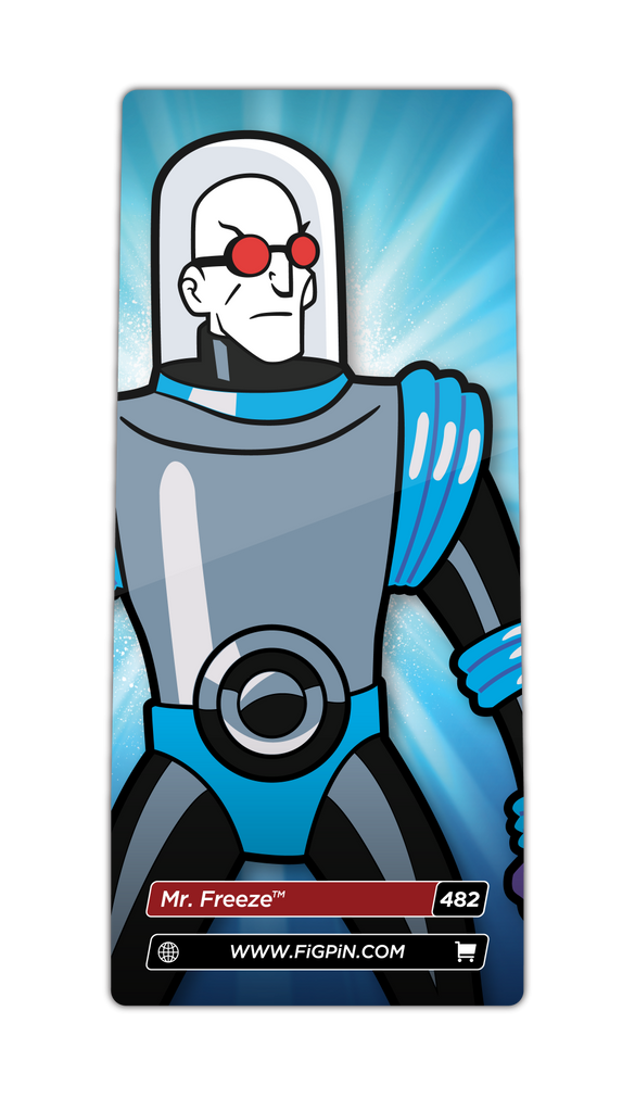 Mr. Freeze (#482)