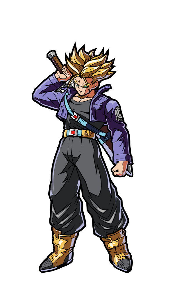 Super Saiyan Trunks (#175)