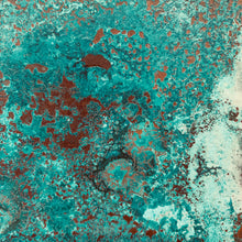 Load image into Gallery viewer, Heavy Verdigris Copper