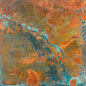 Amazon Verdigris Copper