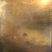 Load image into Gallery viewer, Marbled Edge Antiqued Brass