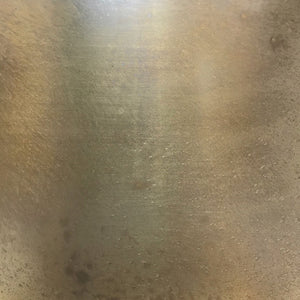 Cloudy Antiqued Brass