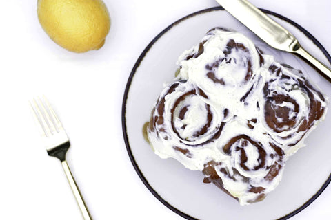 Lemon Sticky Buns