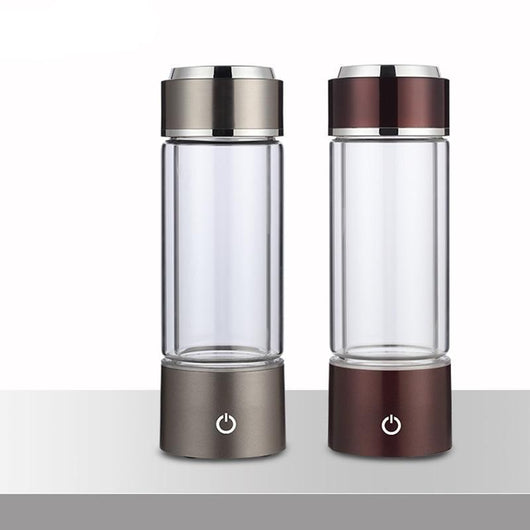 64ea0ab636 Hydrogen Rich Water Bottle with H2 and O2 Separate – mycoolgears.com