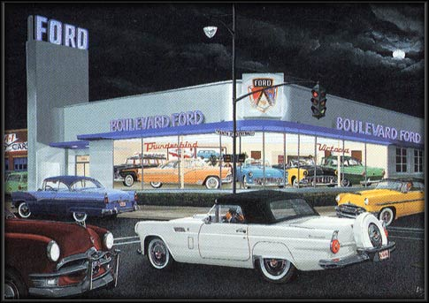Boulevard Ford (large) P/P
