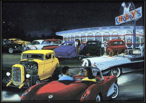 Chubby's Drive - in Restaurant