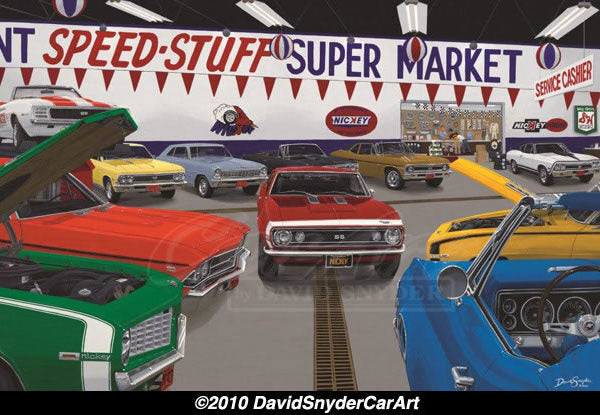 Speed-Stuff Super Market