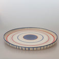 Circle Pop Platter - rust designs