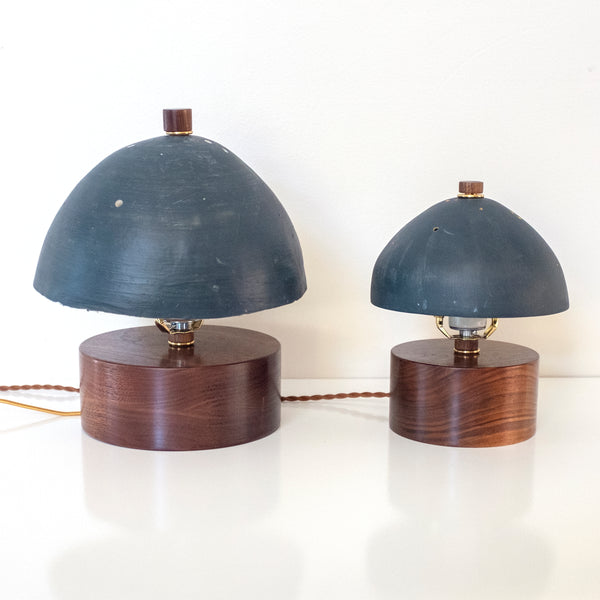 Hercules Lamp - rust designs