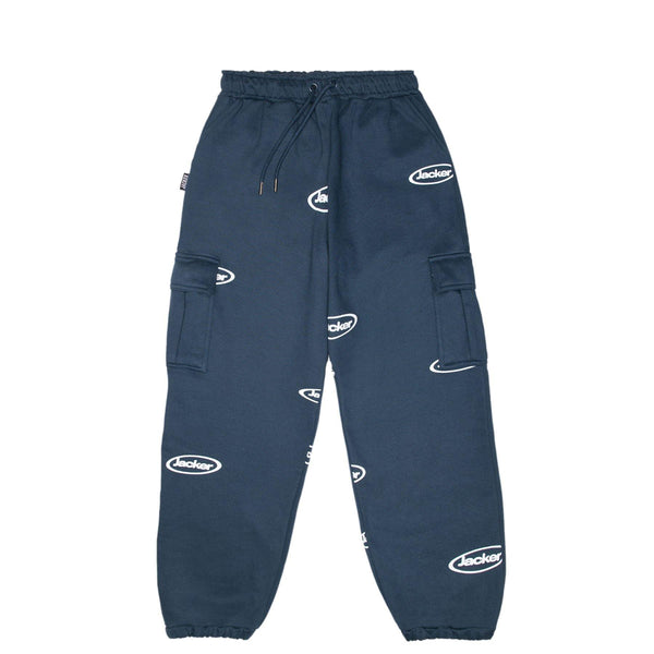 LATE SLEEPERS - CARGO PANT - NAVY