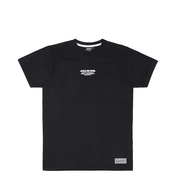 GIBRALTAR - T-SHIRT - BLACK