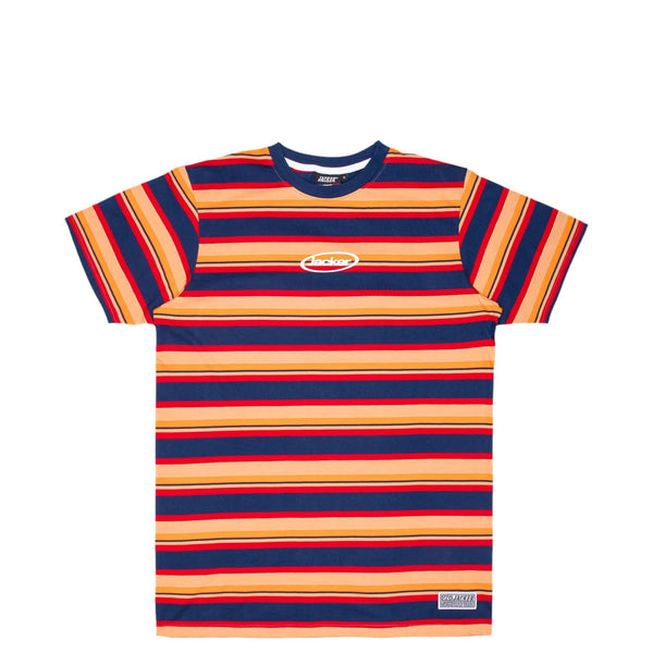 LATE SLEEPERS - T-SHIRT - STRIPES