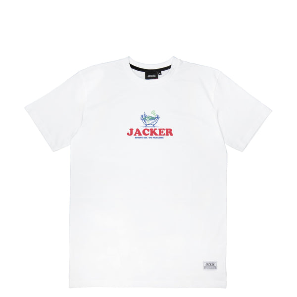 BUSINESS CLUB - T-SHIRT - WHITE