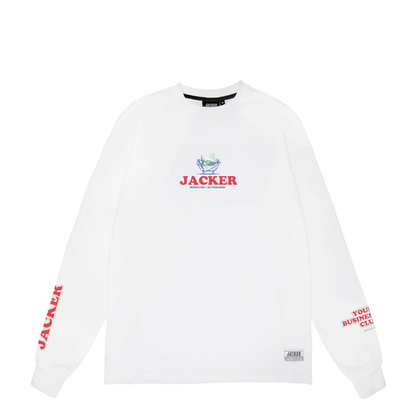 BUSINESS CLUB - LONG SLEEVES - WHITE