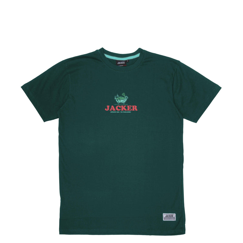 BUSINESS CLUB - T-SHIRT - DARK GREEN