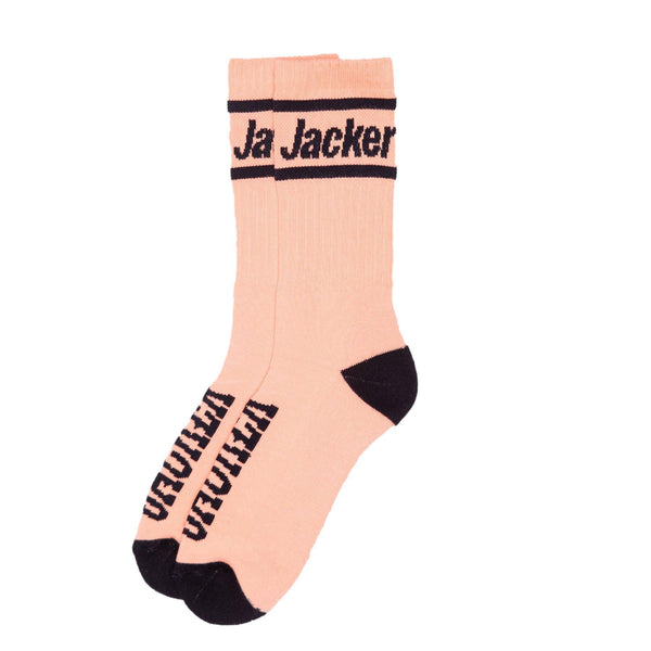 AFTER LOGO - CHAUSSETTES - CORAIL