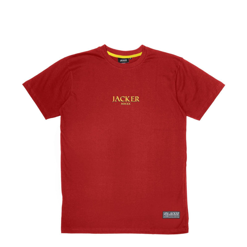 ATLAS - T-SHIRT - RED