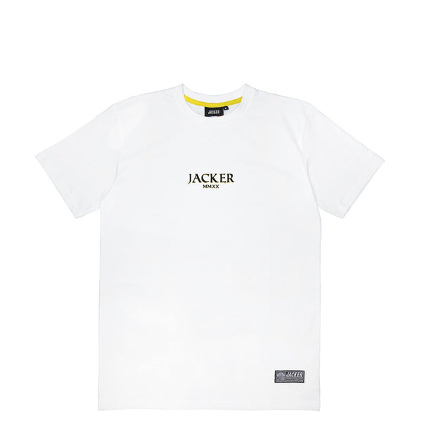 ATLAS - T-SHIRT - WHITE