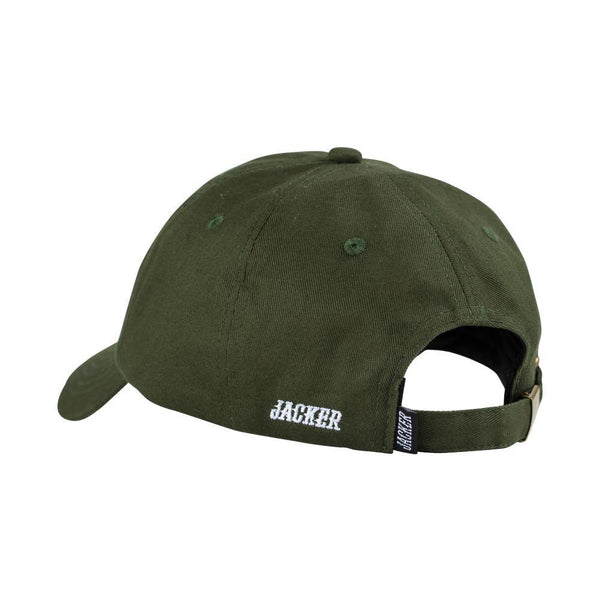 BUSINESS CLUB - BASEBALL CAP - DARK GREEN