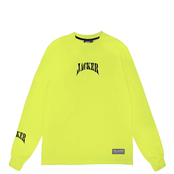 CORPO - LONG SLEEVES - LIME