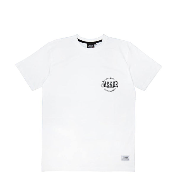 COVER SERIES #1 - T-SHIRT - WHITE