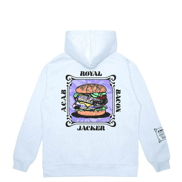 ROYAL BACON - HOODIE - PALE BLUE