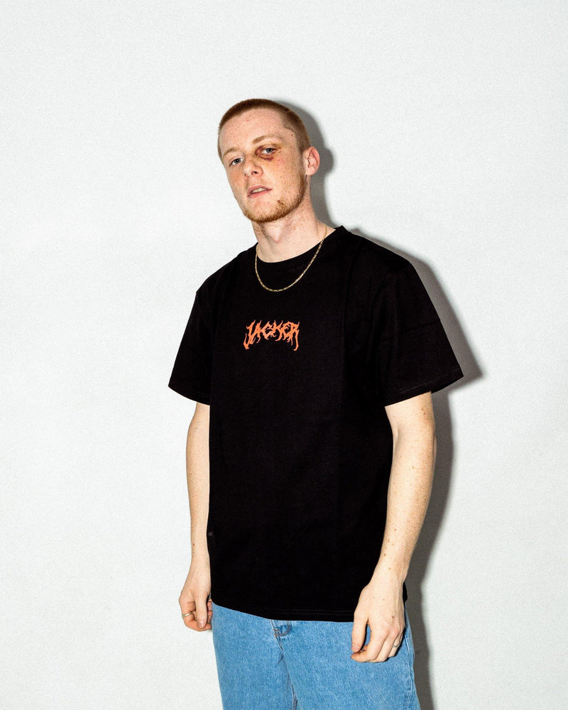 TIGERS MOB - T-SHIRT - BLACK