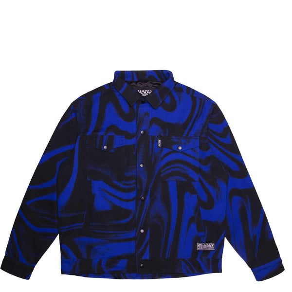 LIQUID BLUE - JACKET