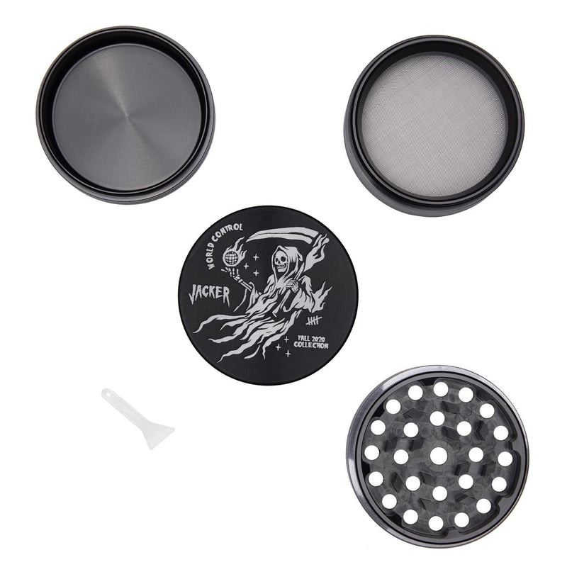 NO PLACE - GRINDER 60MM - BLACK