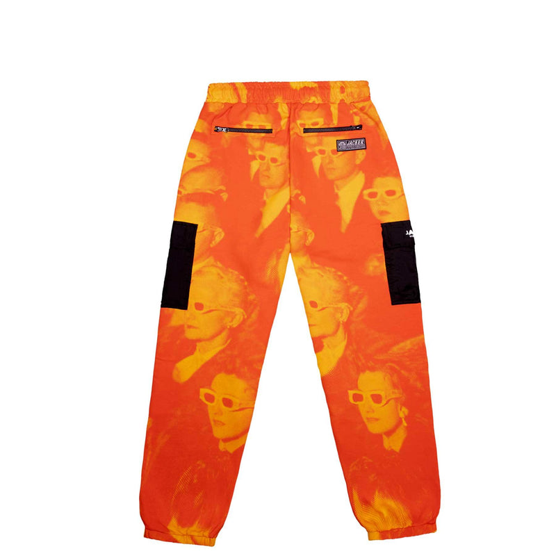 PROPAGANDA - CARGO PANTS - ORANGE