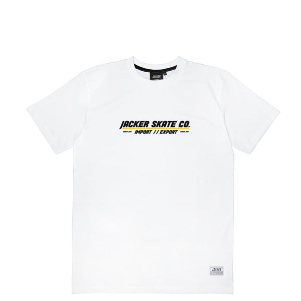 RELOAD - T-SHIRT - WHITE