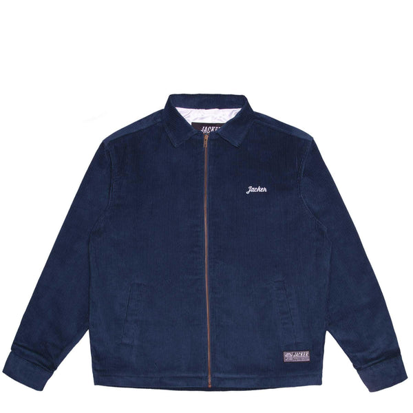 SMART LOGO - JACKET - NAVY