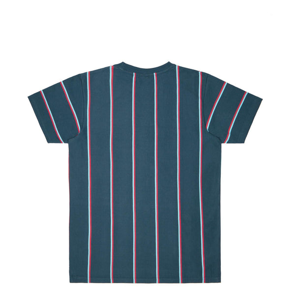 SUPER STRIPES - T-SHIRT - NAVY