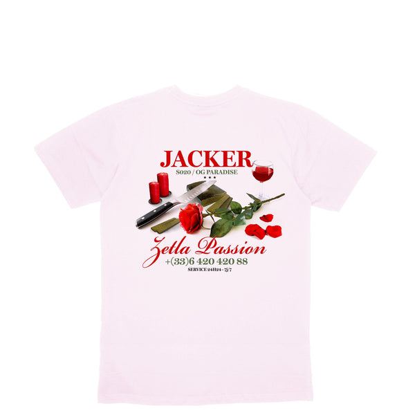 ZETLA PASSION - T-SHIRT - PALE PINK