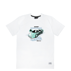 SUNDAY DRUNKERS - T-SHIRT - WHITE