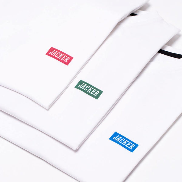 BOX LOGO - T-SHIRT - TRIO PACK