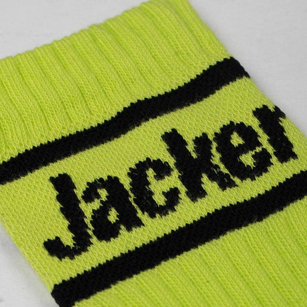 AFTER LOGO - CHAUSSETTES - LIME